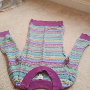 Mossimo knit dress cotton100% M